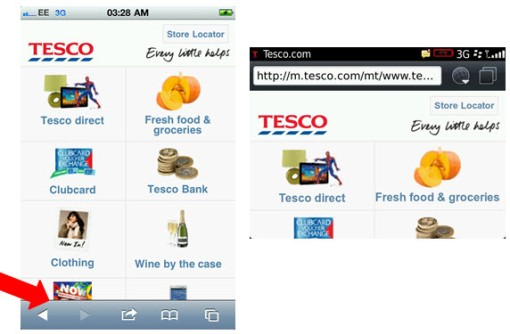 22 - TESCO home iOS BB